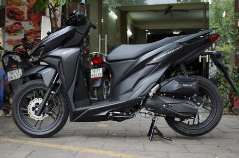 Honda Vario 2018 dau tien ve Viet Nam hinh anh