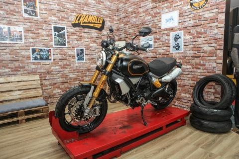 Ducati Scrambler Sport 1100 gia 505 trieu dong tai VN hinh anh