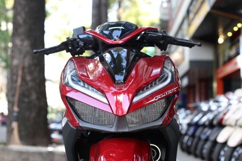 Honda Click 2018 vua ve Viet Nam hinh anh