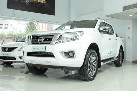 Nissan Navara 2018 huong thue 0% ve Viet Nam hinh anh
