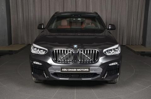 Chi tiet BMW X4 2019 dau tien tren the gioi cap ben showroom hinh anh 2