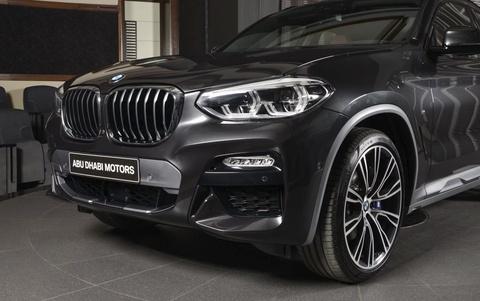 Chi tiet BMW X4 2019 dau tien tren the gioi cap ben showroom hinh anh 8
