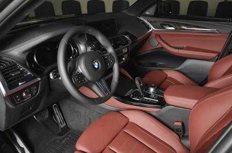 Chi tiet BMW X4 2019 dau tien tren the gioi cap ben showroom hinh anh 6