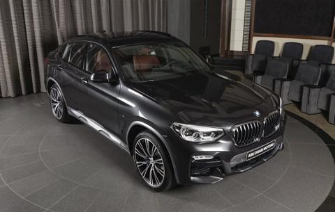 Chi tiet BMW X4 2019 dau tien tren the gioi cap ben showroom hinh anh 9