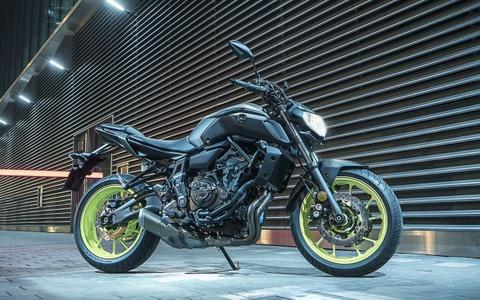 Yamaha MT-07 2019 - nakedbike tam trung dang dong tien bat gao hinh anh