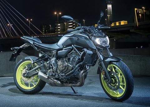 Yamaha MT-07 2019 sap cap ben Malaysia, gia 8.600 USD hinh anh