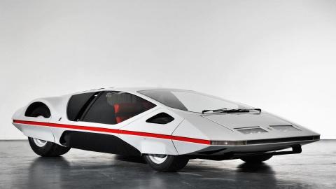 Ferrari 512S Modulo: chiec 'dia bay' chua tung duoc san xuat hinh anh