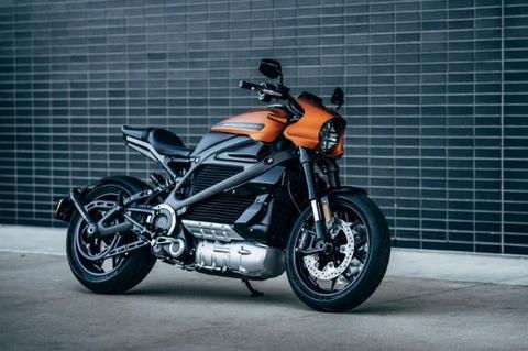 Anh chi tiet moto dien dau tien cua Harley-Davidson vua lo dien hinh anh