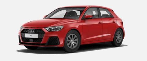 Xe re nhat cua Audi loai bo nhieu trang bi, gia tu 24.500 USD hinh anh 1