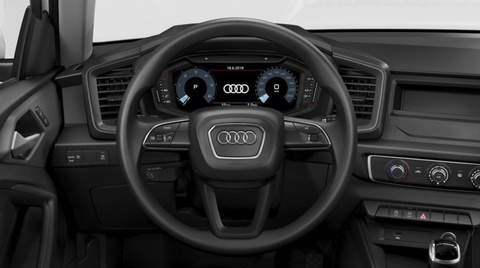 Xe re nhat cua Audi loai bo nhieu trang bi, gia tu 24.500 USD hinh anh 5