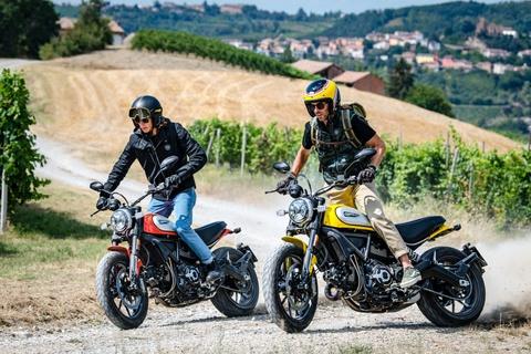 Ducati Scrambler 2019 ra mat voi nhieu cai tien dang chu y hinh anh