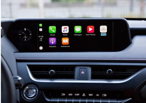 Lexus UX 2019 chot gia tu 32.000 USD, ban ra vao thang 12 hinh anh 7