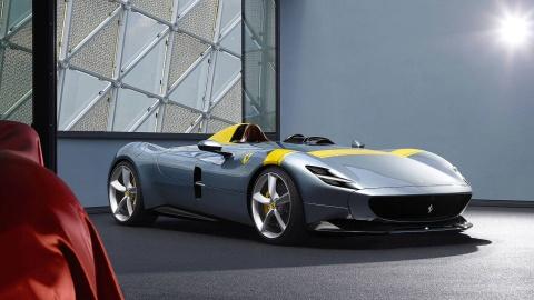Ferrari ra mat dong sieu xe Icona moi voi 2 phien ban dac biet hinh anh 2