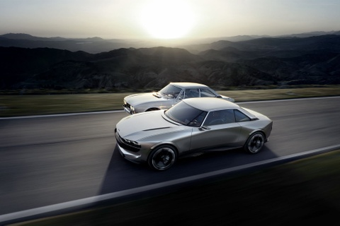 Peugeot e-Legend Concept: Nhieu cong nghe, dang co dien hinh anh