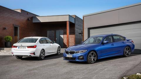 BMW 3 Series 2019 ra mat, doi dau Mercedes C-Class va Audi A4 hinh anh 8