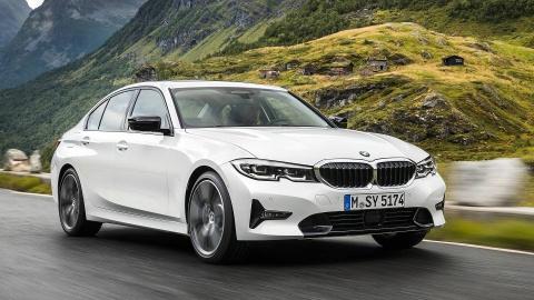 BMW 3 Series 2019 ra mat, doi dau Mercedes C-Class va Audi A4 hinh anh 2