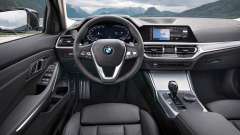 BMW 3 Series 2019 ra mat, doi dau Mercedes C-Class va Audi A4 hinh anh 5