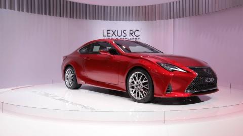 Lexus RC 2019 ra mat - coupe hang sang tiem can sieu xe hinh anh 1