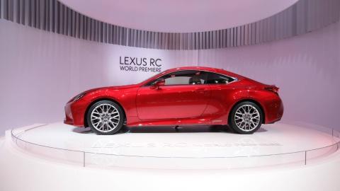 Lexus RC 2019 ra mat - coupe hang sang tiem can sieu xe hinh anh 2