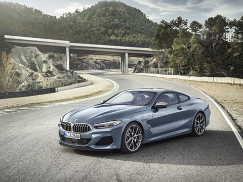 BMW 8-Series ra mat - coupe lich lam manh 523 ma luc hinh anh 11