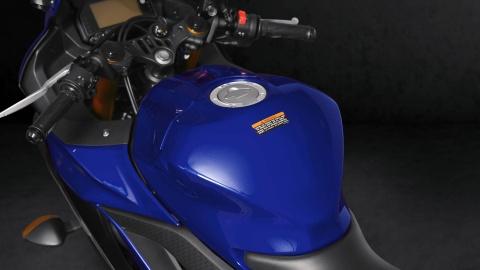 Yamaha YZF-R3 2019 so huu kieu dang moi, cai tien dong co hinh anh 7