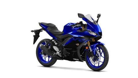 Yamaha YZF-R3 2019 so huu kieu dang moi, cai tien dong co hinh anh 2