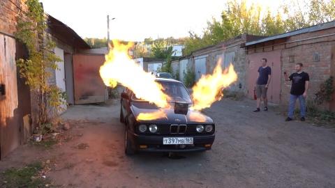 Tho Nga gan dong co may bay chien dau cho BMW 3-Series hinh anh