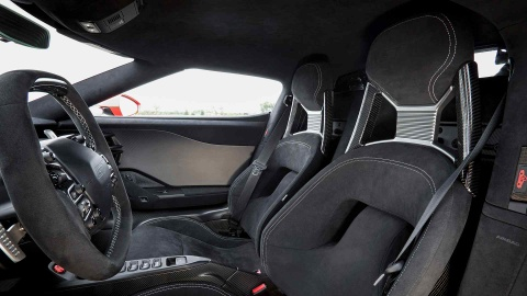 GT Carbon Series - sieu xe nhe nhat cua Ford ra mat hinh anh 8