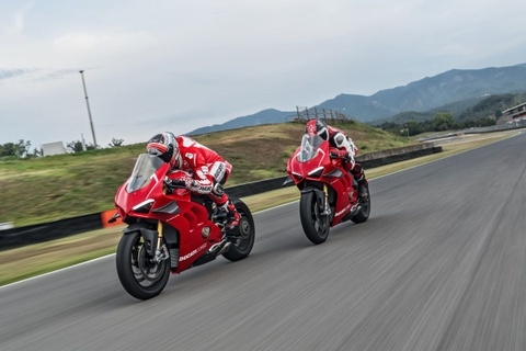Ducati Panigale V4 R - superbike thuong mai voi cong nghe xe dua hinh anh