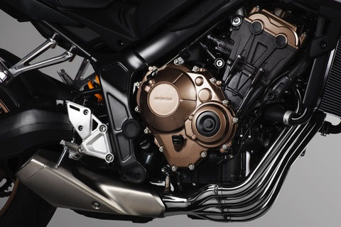 Honda CB650R 2019 hoan toan moi ra mat - ban thu gon cua CB1000R hinh anh 9