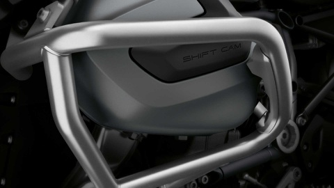 BMW R 1250 GS Adventure ra mat - binh xang 30 lit, giau cong nghe hinh anh 2