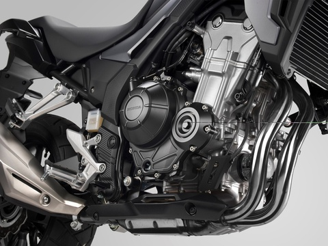 Moto dia hinh Honda CB500X 2019 nang cap manh me hinh anh 11