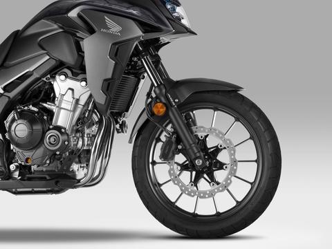 Moto dia hinh Honda CB500X 2019 nang cap manh me hinh anh 5