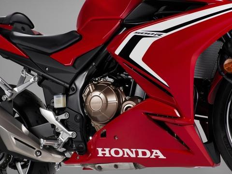 Honda CBR500R 2019 ra mat - thuan chat sportbike hon hinh anh 11