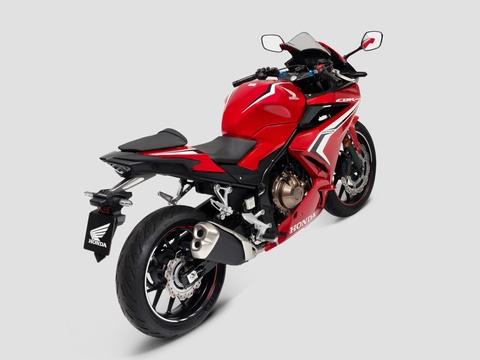 Honda CBR500R 2019 ra mat - thuan chat sportbike hon hinh anh 8