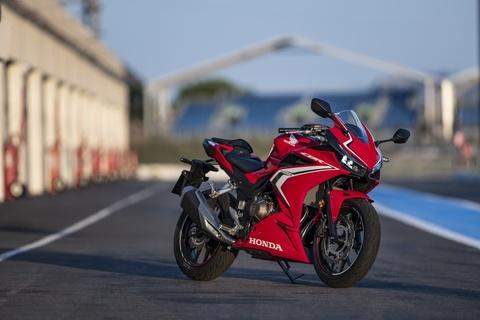Honda CBR500R 2019 ra mat - thuan chat sportbike hon hinh anh 2