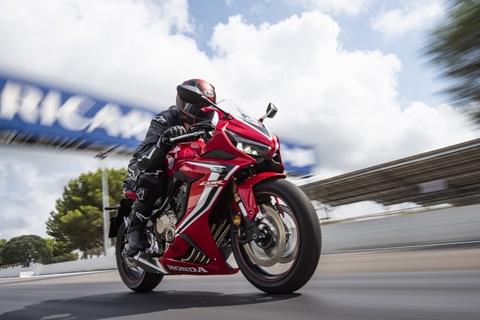 Honda CBR650R 2019 ra mat - thay the CBR650F hinh anh
