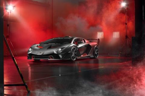 Lamborghini SC18 - siêu phẩm 'độc nhất vô nhị' trình làng
