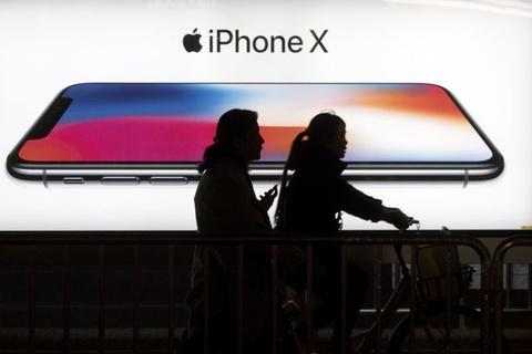 Apple van ban iPhone tai Trung Quoc, cho ket qua khang an hinh anh
