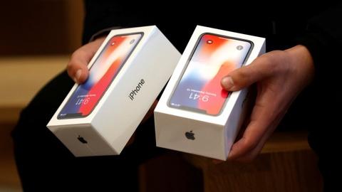 Trung Quốc cấm bán 7 dòng iPhone