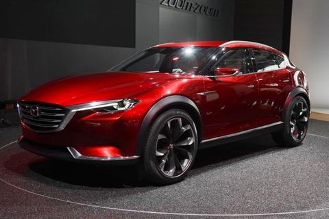 Mazda sap ra xe hoan toan moi, co the la CX-3 hinh anh