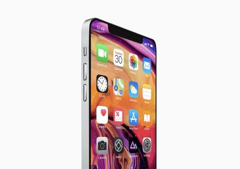 Ban dung iPhone 11 dep mat theo phong cach iPad Pro hinh anh