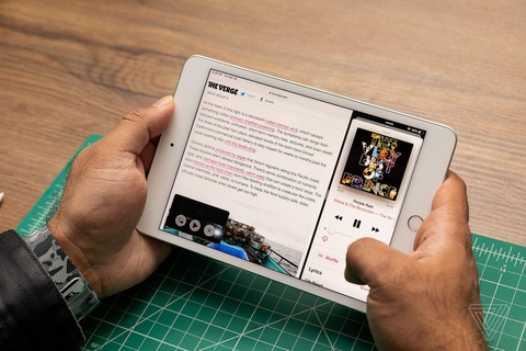Danh gia iPad mini 2019 - sinh ra de danh cho Apple Pencil hinh anh 4