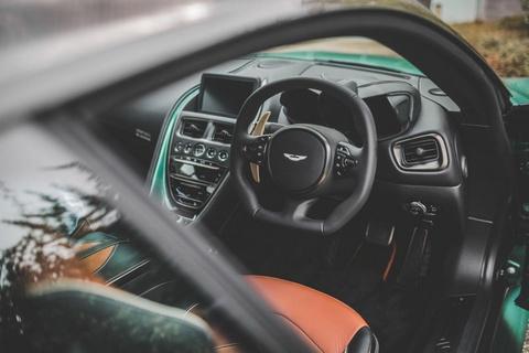 Aston Martin DBS 59 ra mat, dong co V12, chi co 24 chiec hinh anh 5