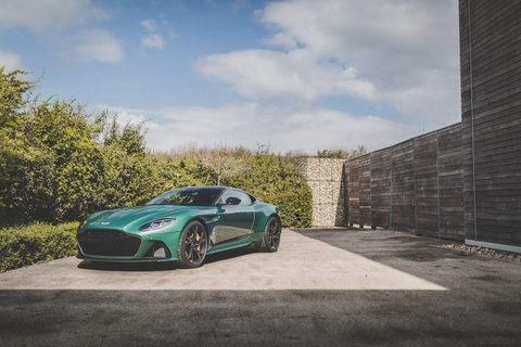 Aston Martin DBS 59 ra mat, dong co V12, chi co 24 chiec hinh anh 2