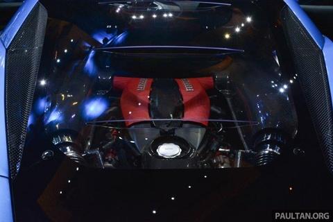 'Sieu ngua' Ferrari F8 Tributo ra mat gioi nha giau Dong Nam A hinh anh 5