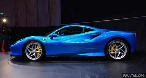 'Sieu ngua' Ferrari F8 Tributo ra mat gioi nha giau Dong Nam A hinh anh 6