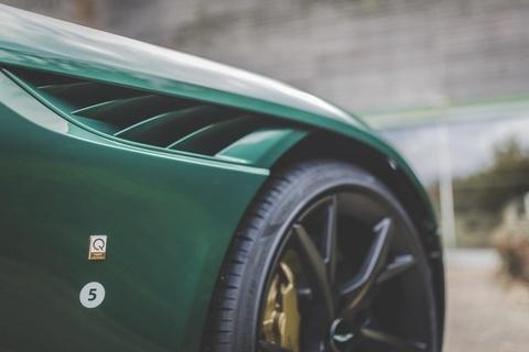 Aston Martin DBS 59 ra mat, dong co V12, chi co 24 chiec hinh anh 3