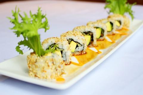 5 mon sushi tu qua bo hinh anh