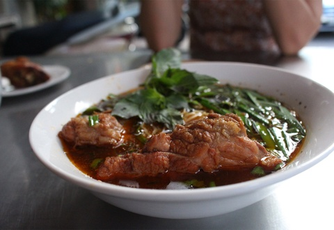 10 diem an vat duoi 50.000 dong hut khach quanh cho Vuon Chuoi hinh anh 3
